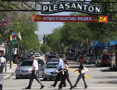 Pleasanton ca chosen among usa today s four best cities for Best city to leave in usa