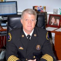 Murrieta Fire Chief, Scott Ferguson
