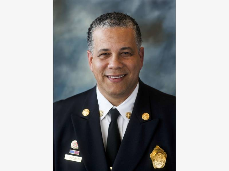Fremont Appoints Curtis P. Jacobson New Fire Chief